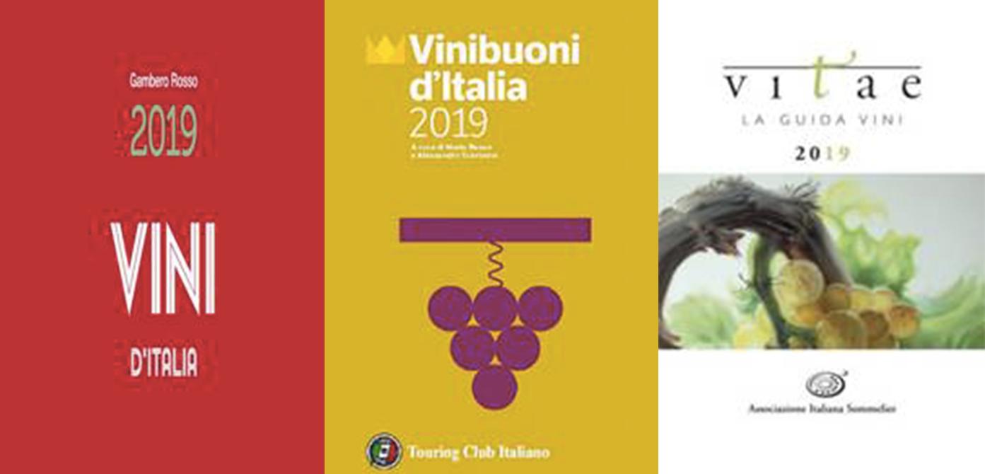 Golden star vini buoni d'Italia